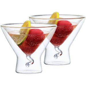 Termo sklenice Martini Elegante Hot&Cool