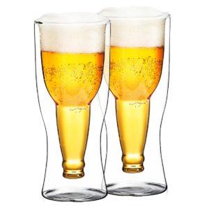 Termo sklenice na pivo Hot&Cool 370 ml