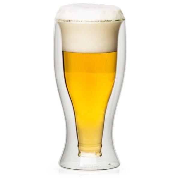Termo sklenice na pivo Hot&Cool