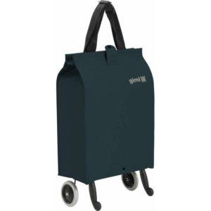 Gimi Nákupní taška na kolečkách Brava Plus modrá