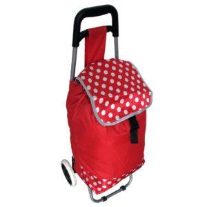 Nákupní taška na kolečkách Puntík