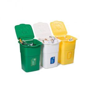 Koš na tříděný odpad