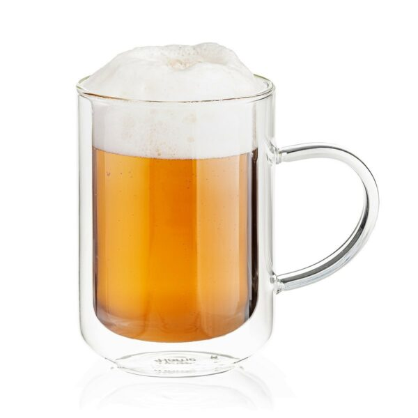 Termo sklenice Beer classic Hot&Cool 550 ml