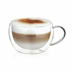 Termo sklenice Big cappuccino Hot&Cool 500 ml