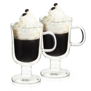 Termo sklenice Irish coffee Hot&Cool 260 ml