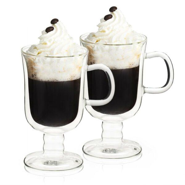 Termo sklenice Irish coffee Hot&Cool 260 ml